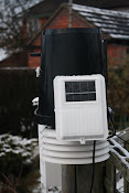 My Weather station. The Davis VantagePro2