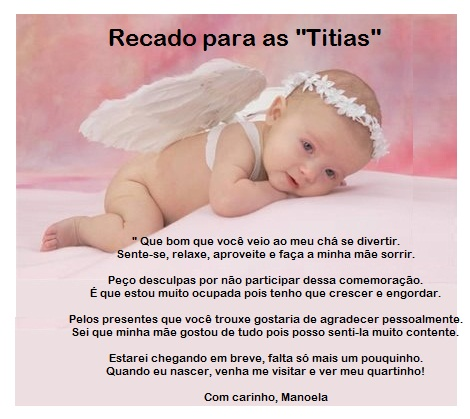 Tag Frases De Mãe Para Bebe Na Barriga