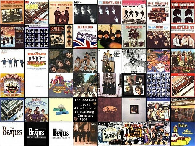 The Beatles - Discography