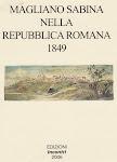 MAGLIANO SABINA NELLA REPUBBLICA ROMANA 1849
