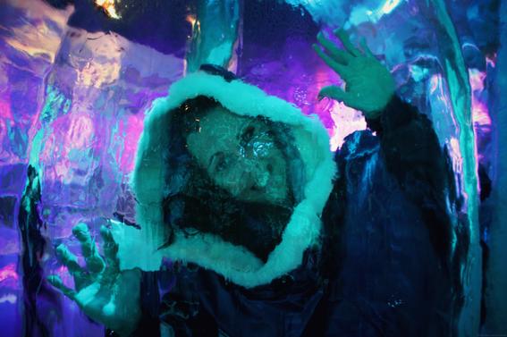 Expérience insolite à l'Ice bar London – Londres