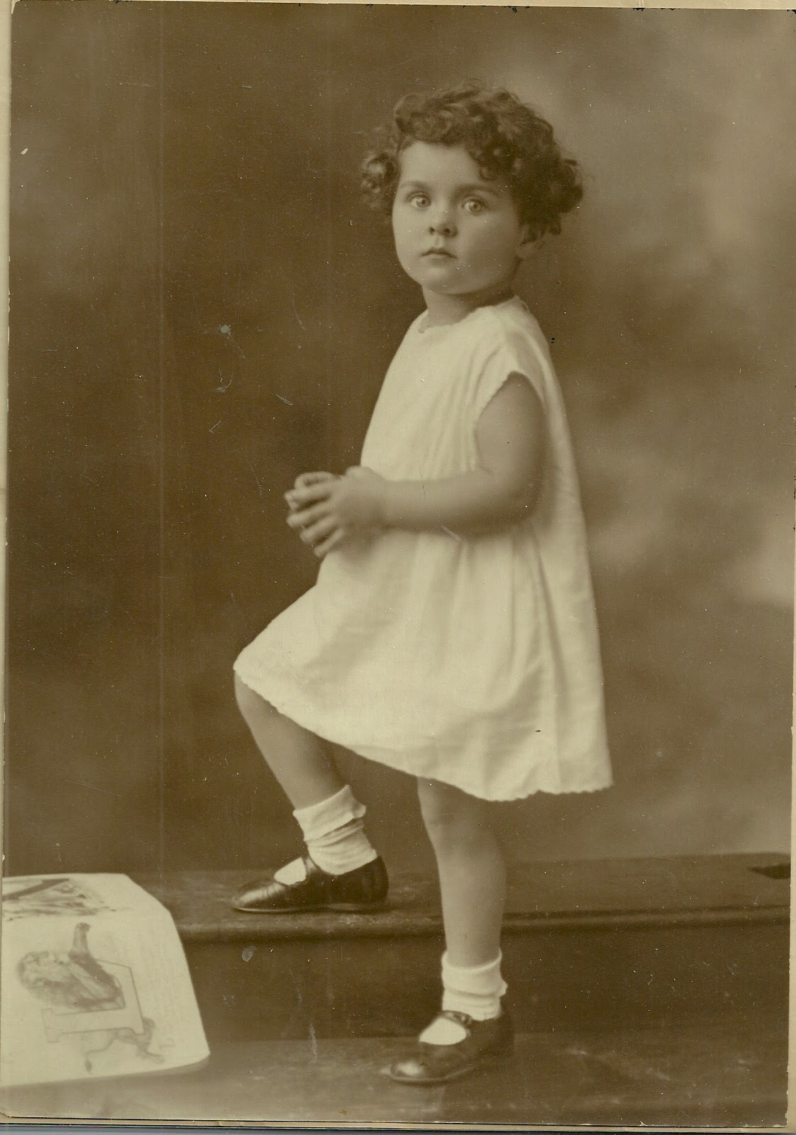 Heirlooms Reunited Photograph Of A Child In The Family Cora Maude Remick Born 1868 Maine