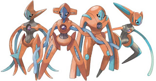 Deoxys pokemon