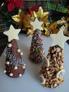 Cones de Natal