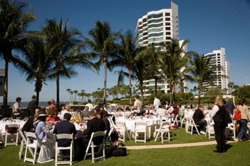 Lunch at the Sarasota International Design Summit