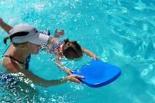 Loves swim class