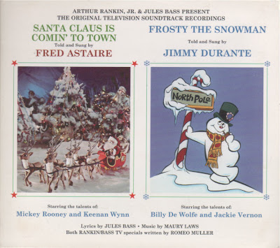 the santa clause bernard fanfiction. Santa Claus Is Comin' To Town/Frosty The Snowman OST