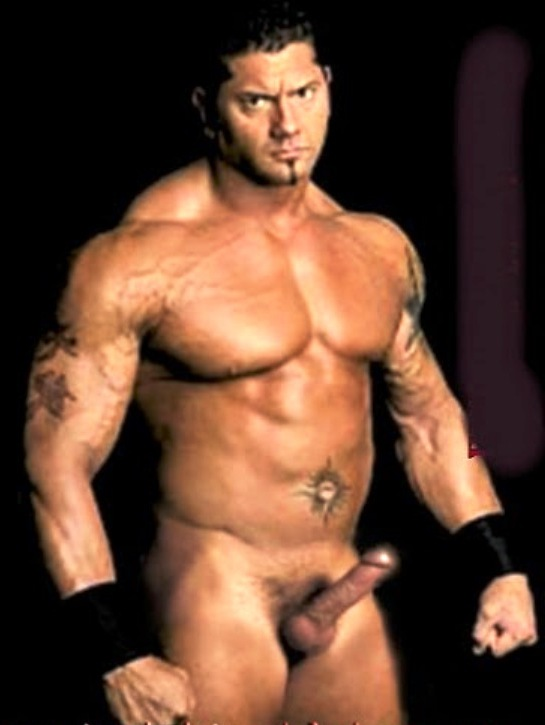 nude wwe wrestlers male