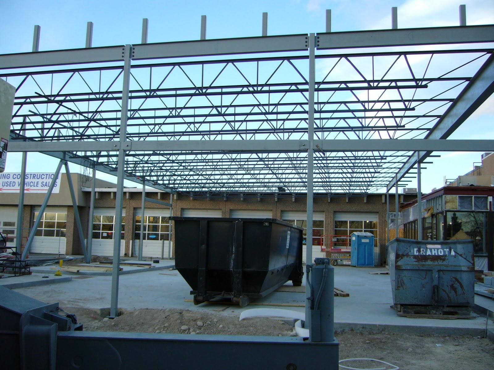 Markley Motors Corner Markley Motors Construction Update 4