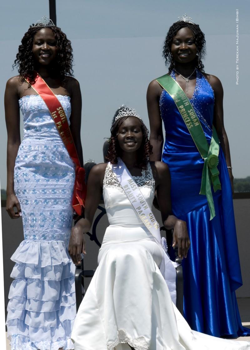 ملكة جمال جنوب السودان