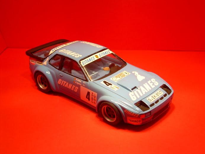Porsche 924 Boucles de Spa