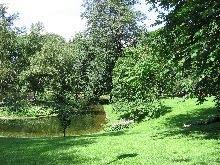 Park zamkowy Oslo