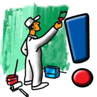Profesiones y oficios - Pintores de paredes ...