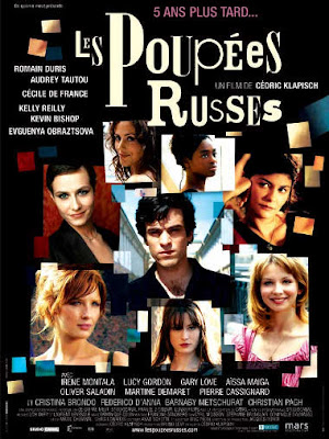 The Russian Dolls (Les poupées russes) Poster