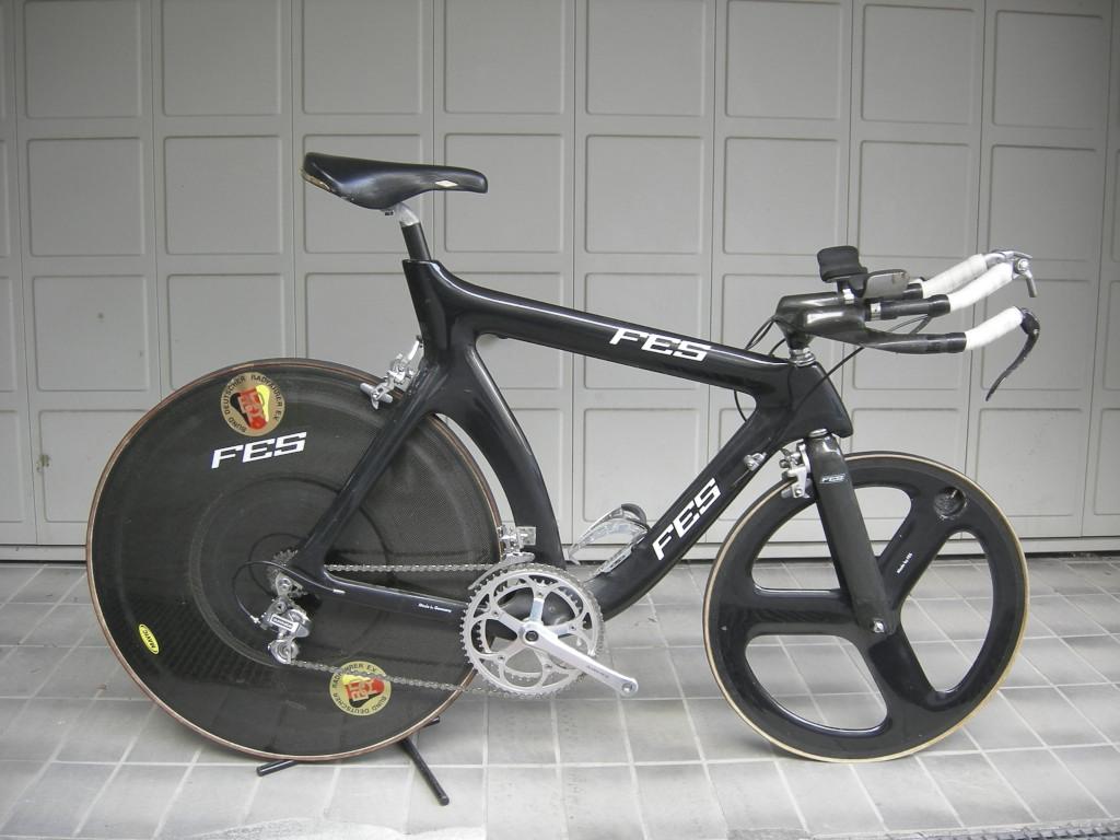 自転車の 自転車 tt : FES Bike