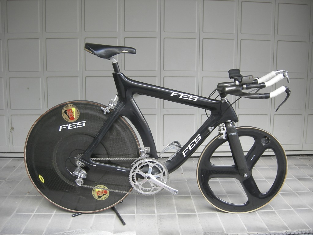 Campafreak Fes Time Trial Bike