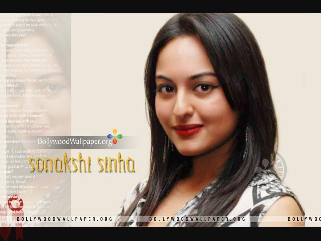 Hot Wallpapers Of Sonakshi Sinha. Sonakshi Sinha Hot Wallpapers