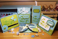 Stampin Inspirations Club Site (Archived Blog)