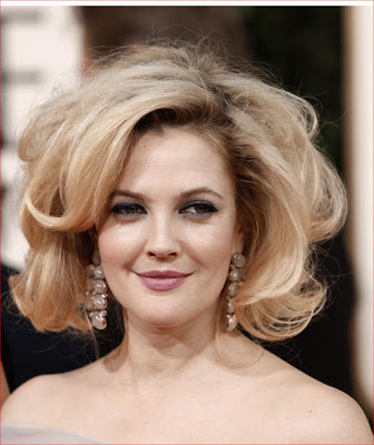 drew barrymore hair. Drew Barrymore: What the hell?