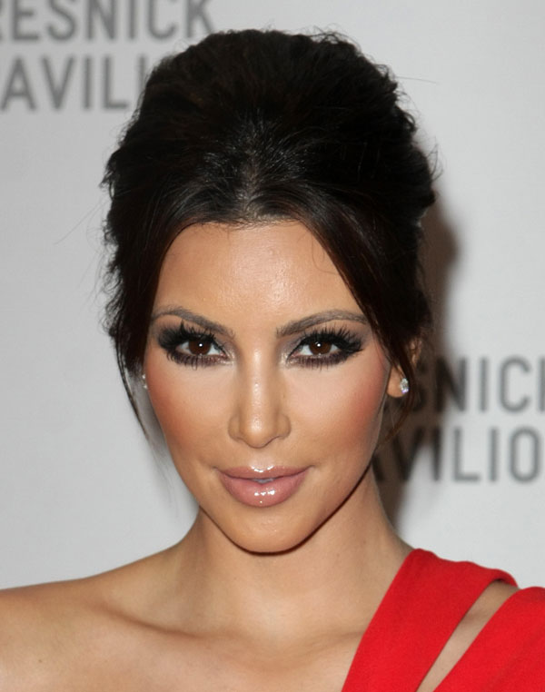 kim kardashian without makeup before. kim kardashian no makeup photo