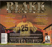 Blakk FlaggStreet Poetry (blakk flagg street poetry new orleans back)