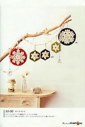 Navidad Cristal Crochet