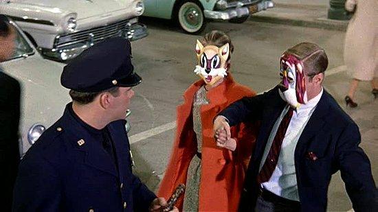 Risultati immagini per maschere colazione da tiffany