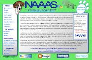 Site oficial do NAAAS