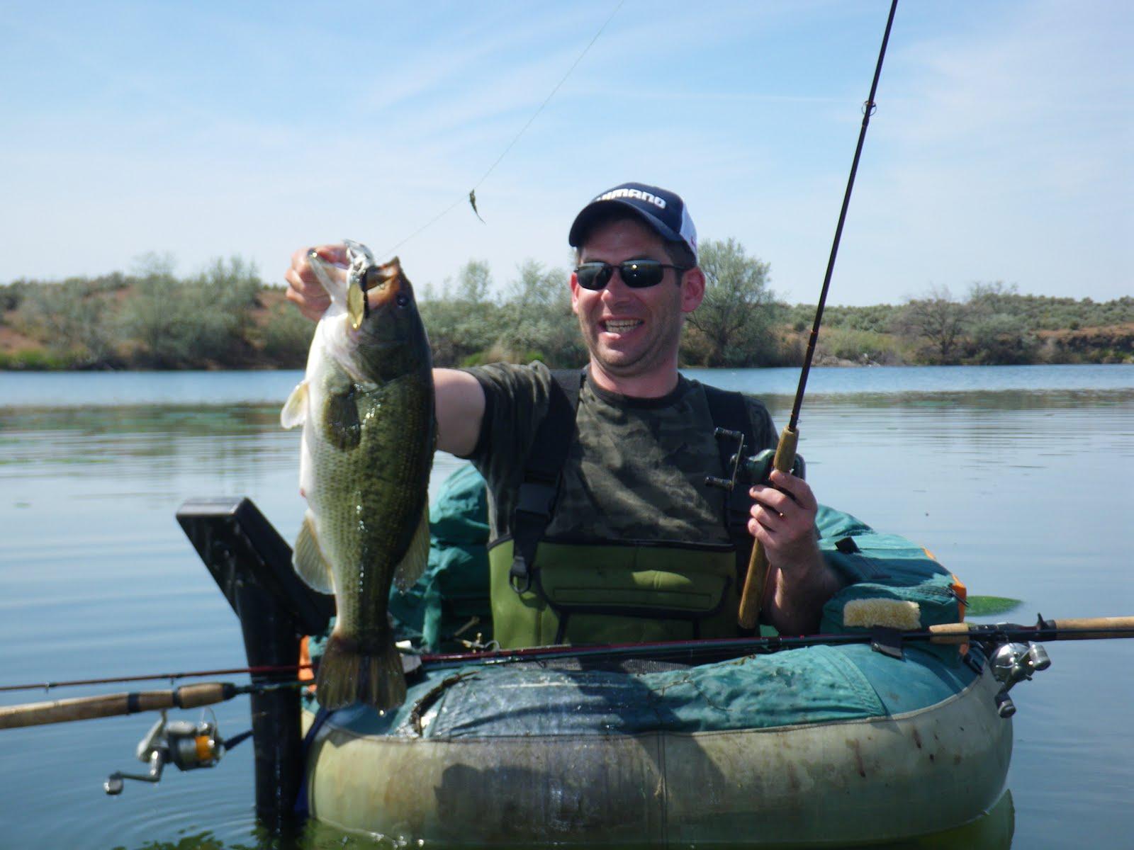 Northwest salmon and steelhead fishing more eastern for Bass fishing washington