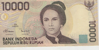 uang kuno, Indonesia,uang, koleksi,Rp, Uang Kuno,koin, mata uang, Seri,kertas, seri, Koleksi, Museum, harga, 10000 Rupiah Tjut Njak Dhien