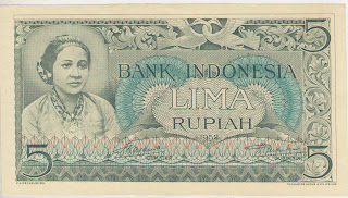uang kuno, Indonesia,uang, koleksi,Rp, Uang Kuno,koin, mata uang, Seri,kertas, seri, Koleksi, Museum, harga,5 Rupiah Budaya