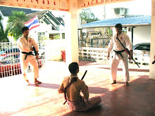 Thai Traditional Martial Art