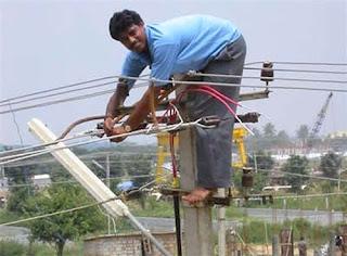 Imagenes para capacitacion de riesgo electrico
