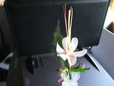uma orquidea para a Mónica