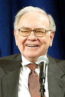 Buffet warns on public debt