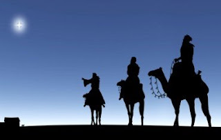 three wise men pandit dimon lewis