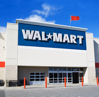WalMart NYSE: WMT same-store sales red flag