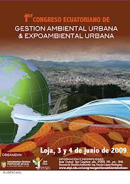 Congreso de Gestion Ambiental Urbana y & Expoambiental Urbana
