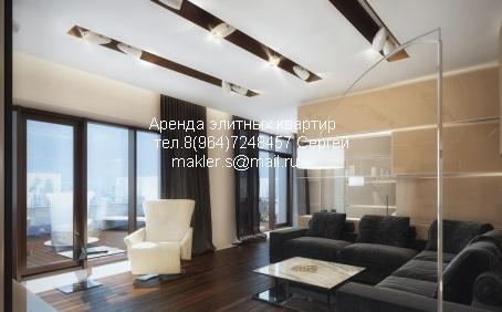 Элитный дизайн квартиры в жилом комплексе