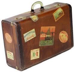 O que você leva em sua mala?