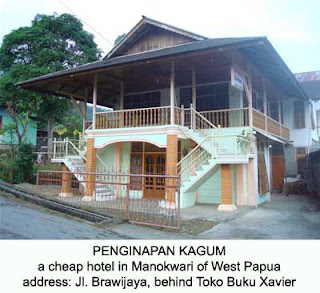 Tourist House in Manokwari