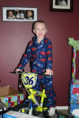 Jayden's new bike