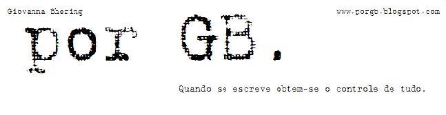 por GB.