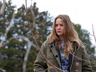 Jennifer Lawrence em Inverno da Alma