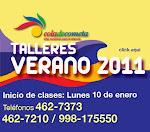Talleres VERANO 2011