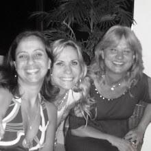 Patricia Minardi, Liza Mognon e Leni Pozzebon