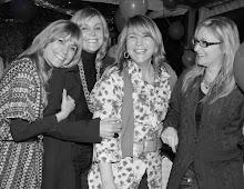 Liza Mognon, Jô Mognon, Marga Mattiello e Loli Mognon.