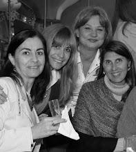 Denise Rochadel, Liza Mognon, Leni Pozzebon e Carmem Pigato.