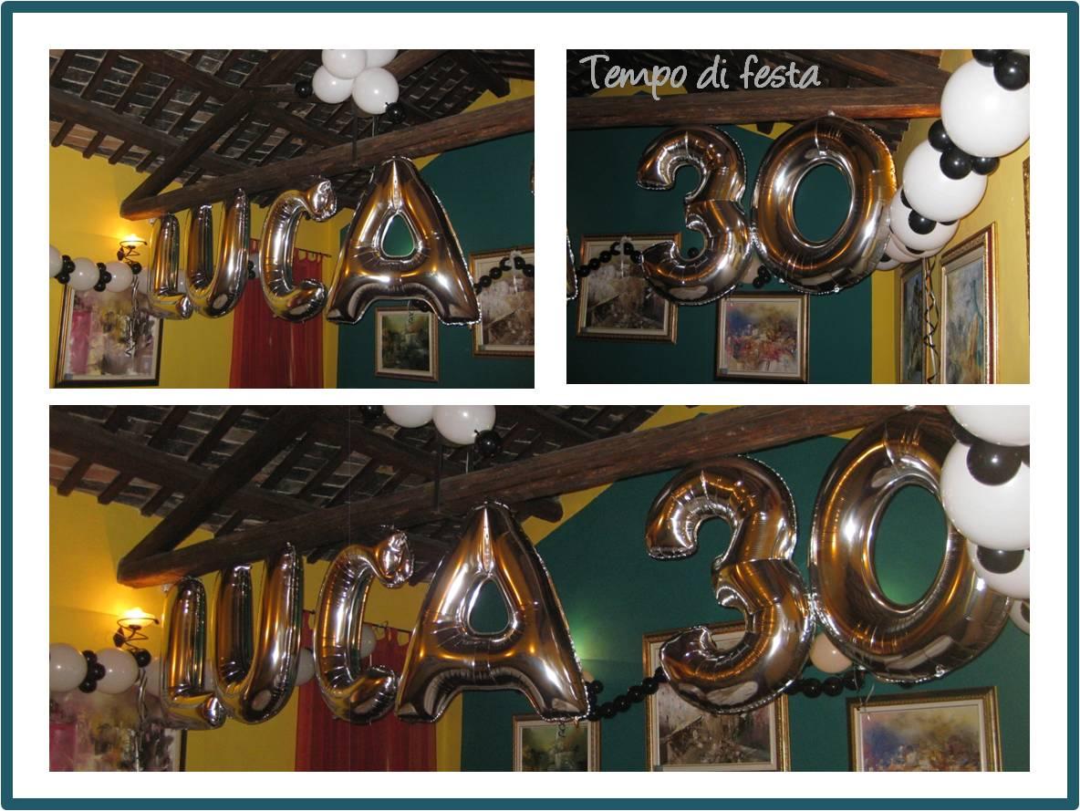 Populaire Tempo di Festa Blog: DECORAZIONE FESTA A SORPRESA XR17