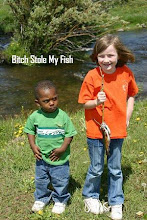 Bitch Stole My Fish